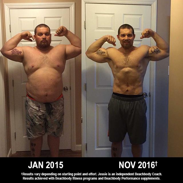 Beachbody Results: Jesse Lost 111 Pounds and Won $2,000!