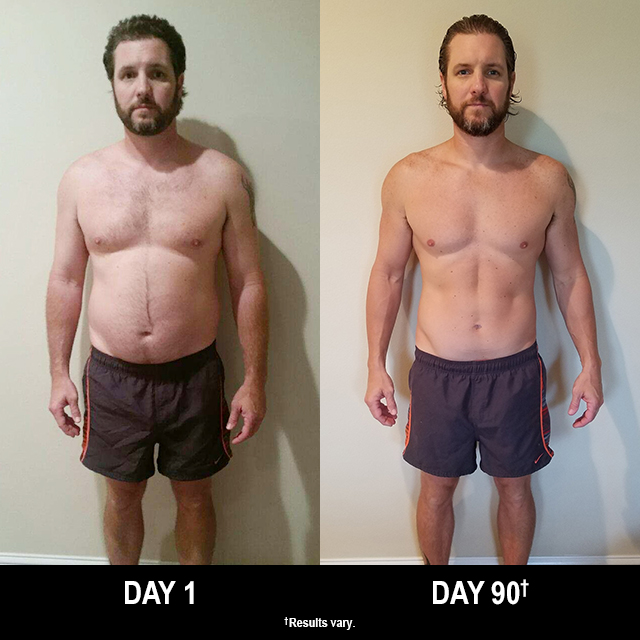 P90X Results: This Dad Lost 20 Pounds in 90 Days!