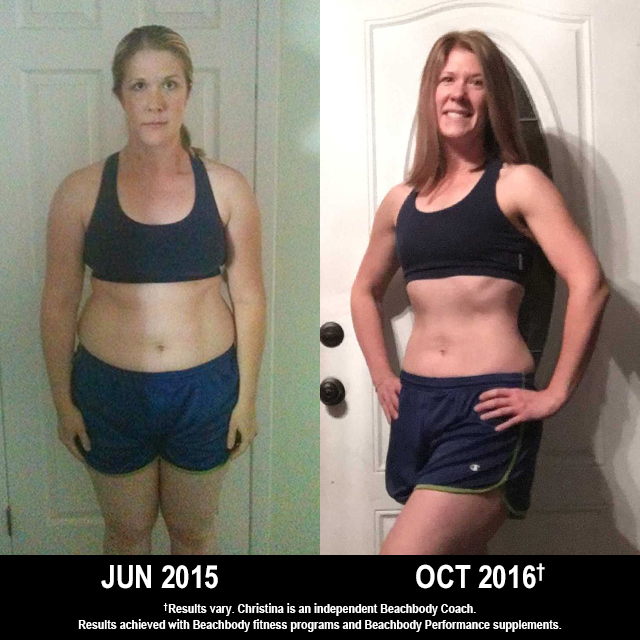 Beachbody Results: This Mother-of-Five Lost 33 Pounds!