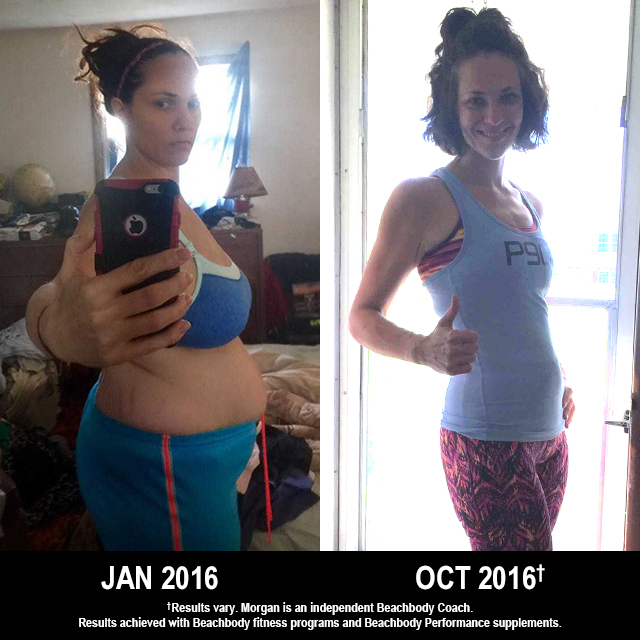 Beachbody Results: This Busy Mom-of-Five Lost 80 Pounds!