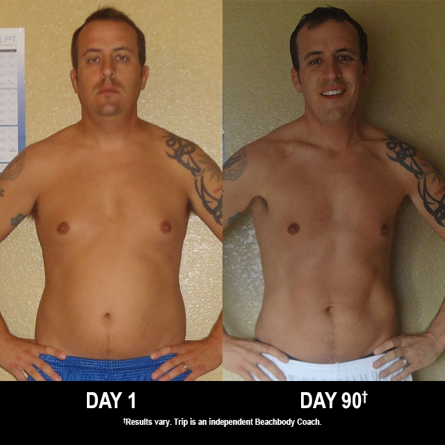 P90 Results: This Dad Lost 28 Pounds in 90 Days!