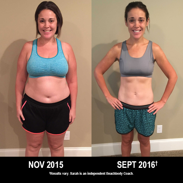 Beachbody Results: This Stay-at-Home-Mom Lost 70 Pounds!