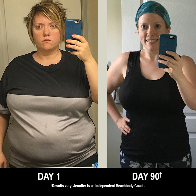 TurboFire Results: This Mom Lost 51 Pounds in 90 Days!