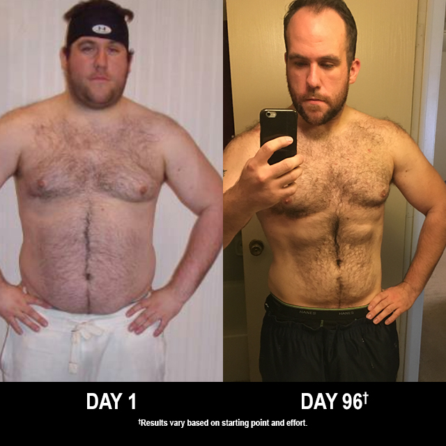 P90X2 Results: Daniel Lost 20 Pounds in 96 Days!