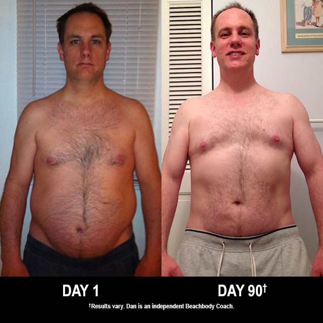 Body Beast Results: Dan Lost 15 Pounds in 90 Days