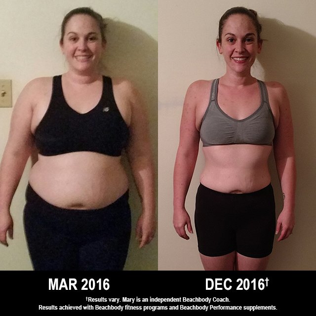Beachbody Results: Mary Lost 55 Pounds!