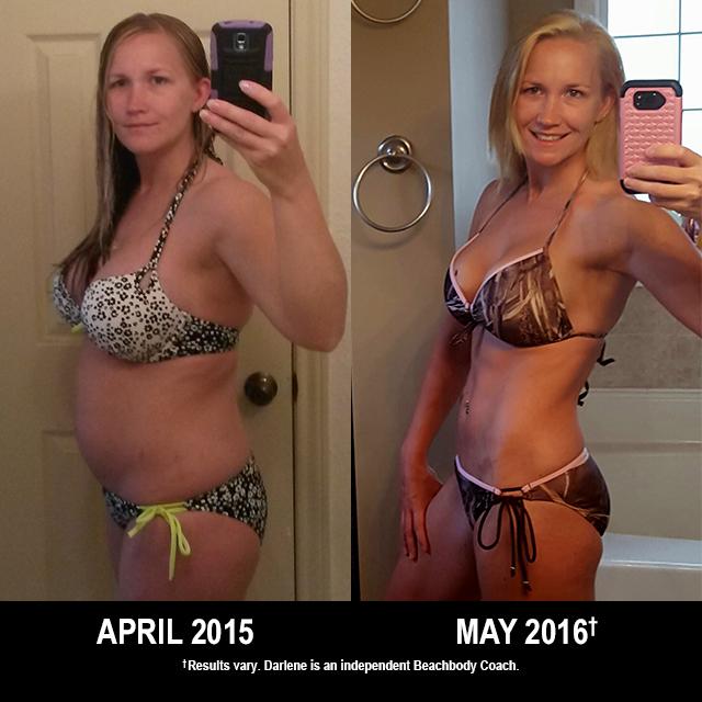 Beachbody Results: Darlene Lost 23.6 Pounds