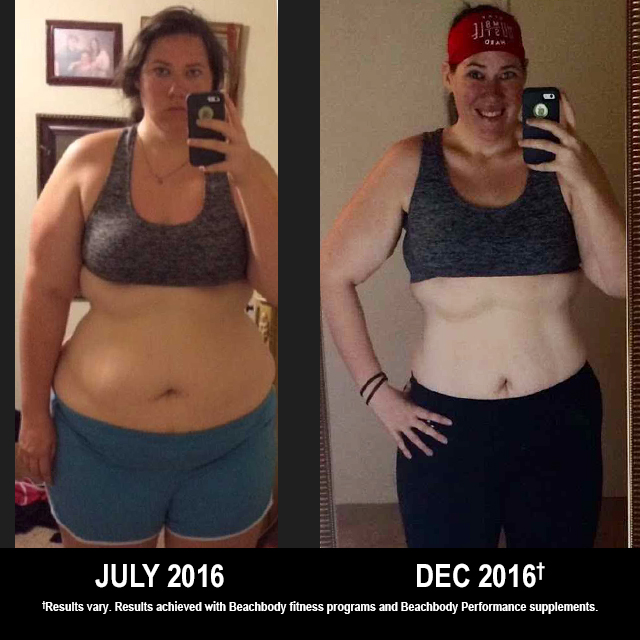 Beachbody Results: Mary Lost 81.6 Pounds and Won $1,000!