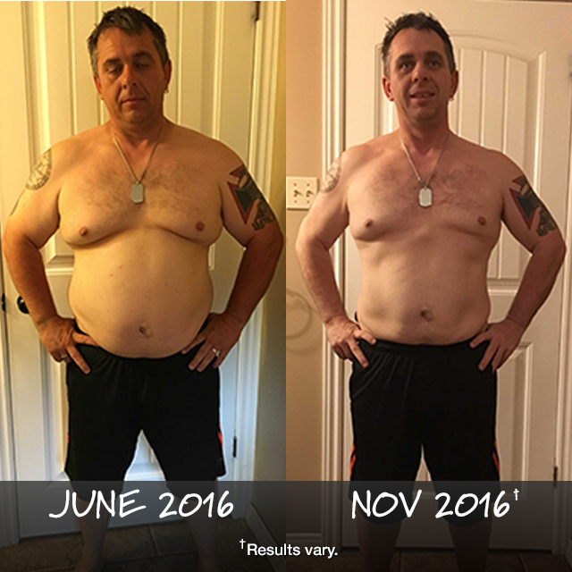 21 Day Fix Results: Busy Paramedic Found Time to Lose 63 Pounds