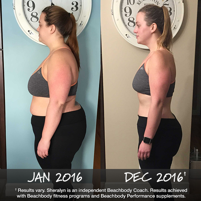 Beachbody Results: Sheralyn Lost 76 Pounds!