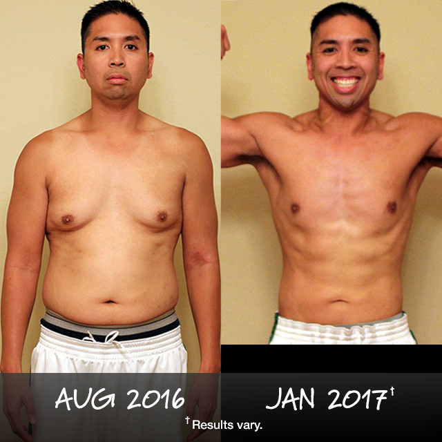 Beachbody Results: This Busy Father of Three Lost 23 Pounds