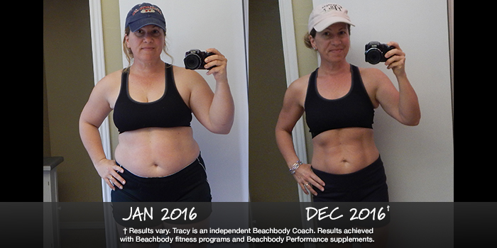 Beachbody Results: Tracy Lost 51 Pounds