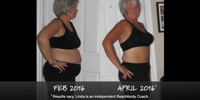 21 Day Fix Results: Linda Lost 25 Pounds