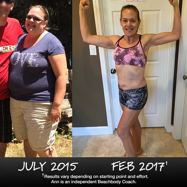 Beachbody Results: Ann Lost 117 Pounds and Won $1,000!