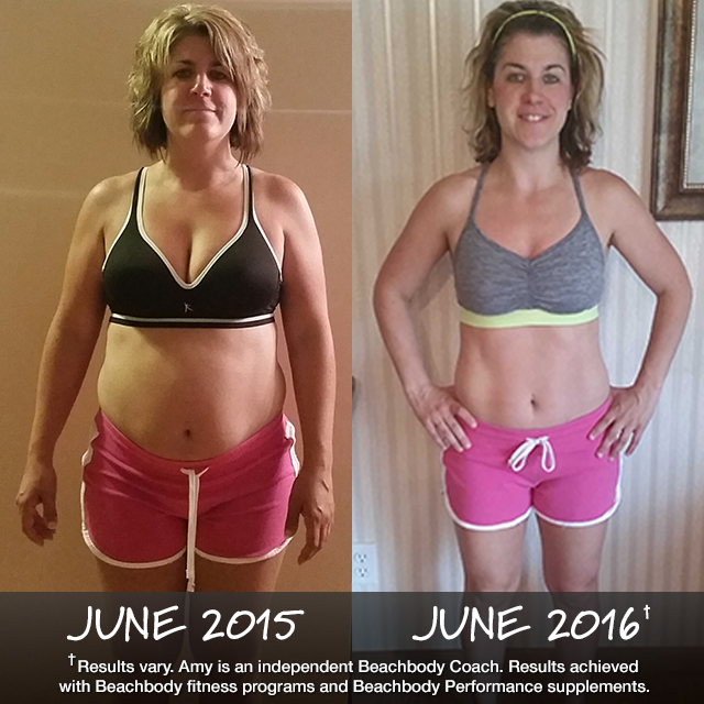 Beachbody Results: This Mom-Of-Three Found Time to Lose 17.5 Pounds
