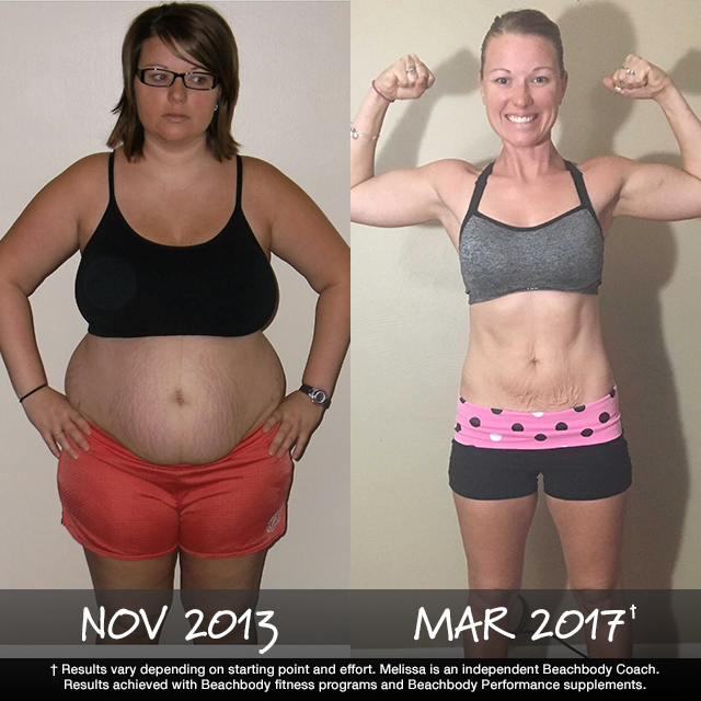 Beachbody Results: This Mom Lost Over 100 Pounds and Won $1,000!