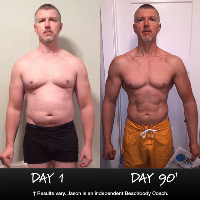 Body Beast Results: Jason Lost 29.5 Pounds and Won $1,000!