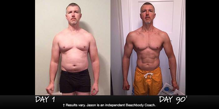 Jason BODY BEAST