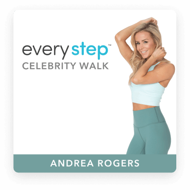 Celbrity Walk - Andrea