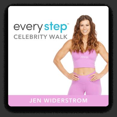 Celebrity Walk - Jen