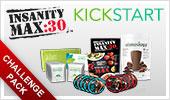 INSANITY MAX:30™ Kickstart and Shakeology® Challenge Pack