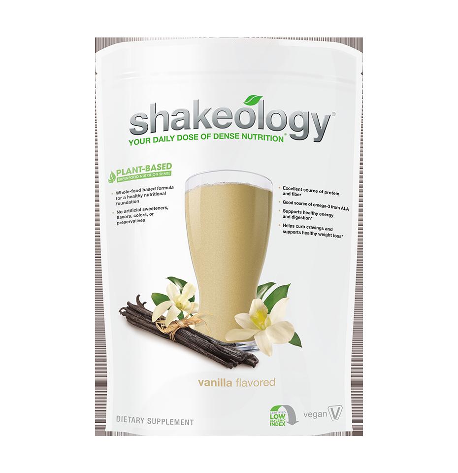 Vanilla Plant Based Vegan Shakeology Team Beachbody Us