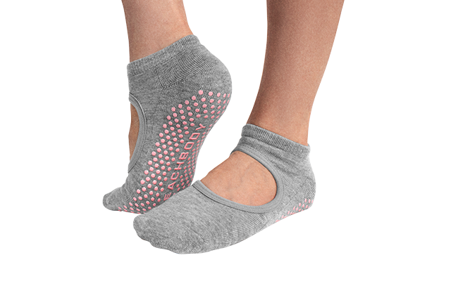 Beachbody® Barre Socks