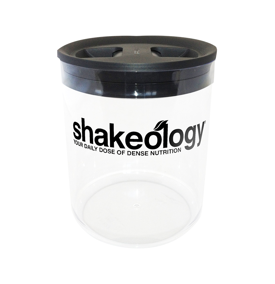 Shakeology Home Storage Canister