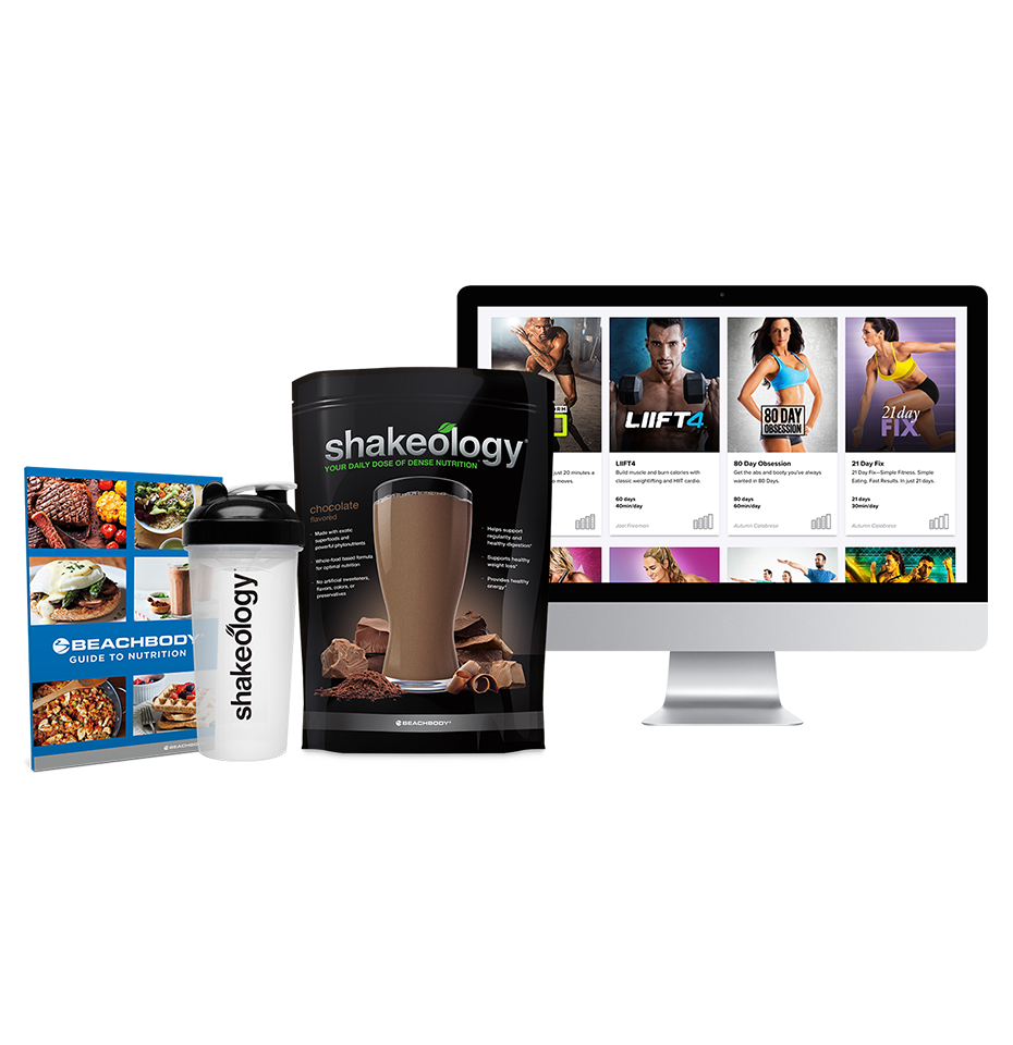 image regarding 24 Day Challenge Printable Guide referred to as Once-a-year Beachbody Upon Call for Shakeology Problem Pack