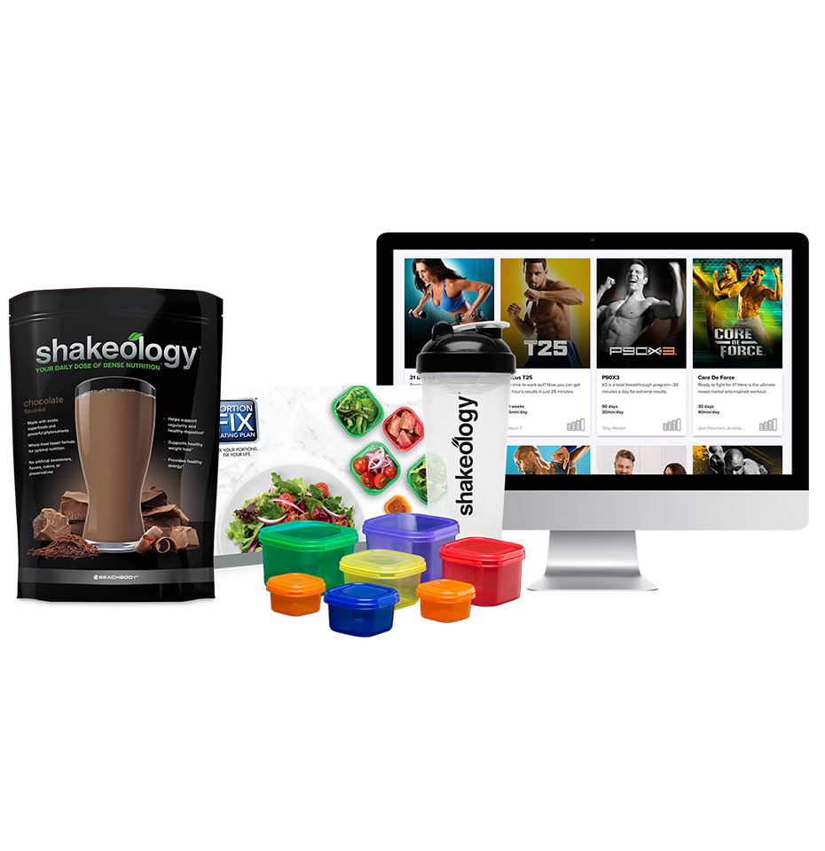 Annual beachbody on demand performance pack annual beachbody on demand shakeology challenge pack fandeluxe Image collections