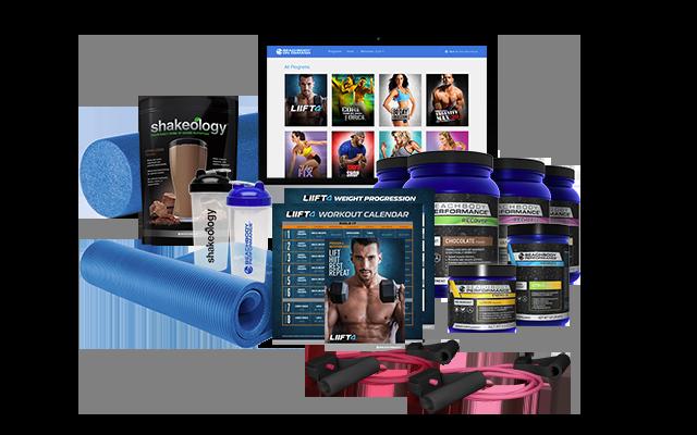 Shop LIIFT4 — Weightlifiting & HIIT Workout Program | Team