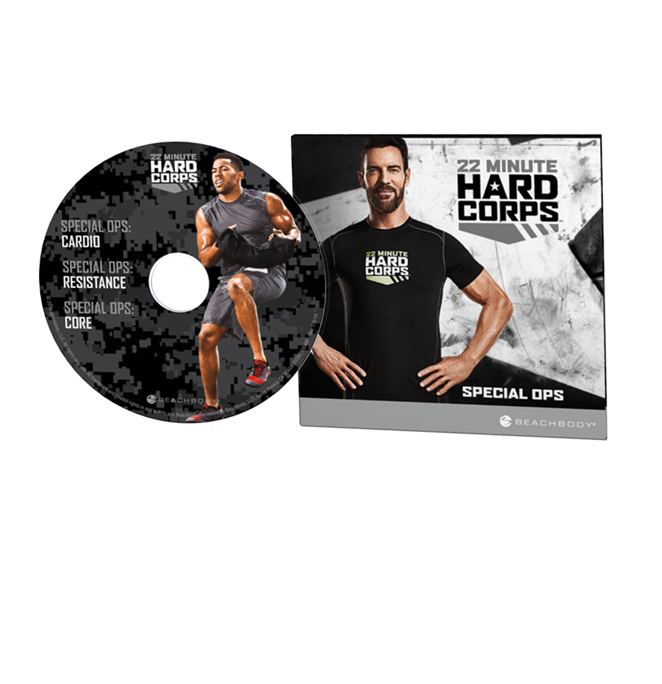 22 minute hard corps deluxe package
