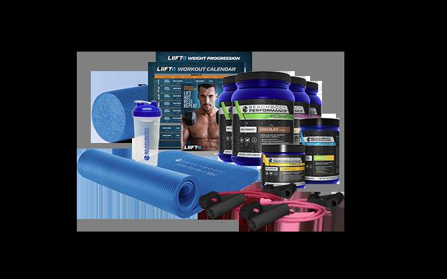 Shop LIIFT4 — Weightlifiting & HIIT Workout Program | Team Beachbody US