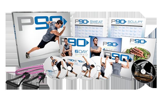 P90 ® Base Kit