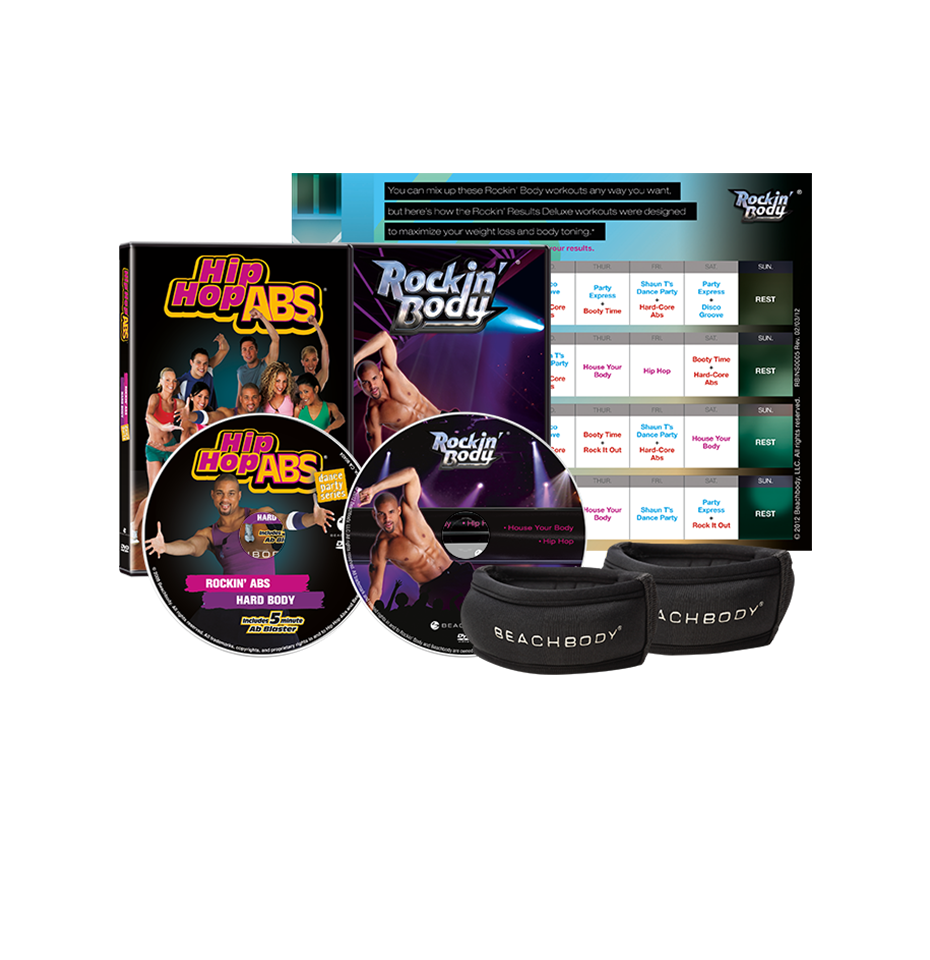 Rockin Body Workout | Reviews & Info | By Shaun T and