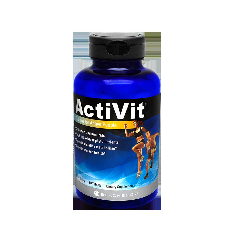 activit multivitamin formula