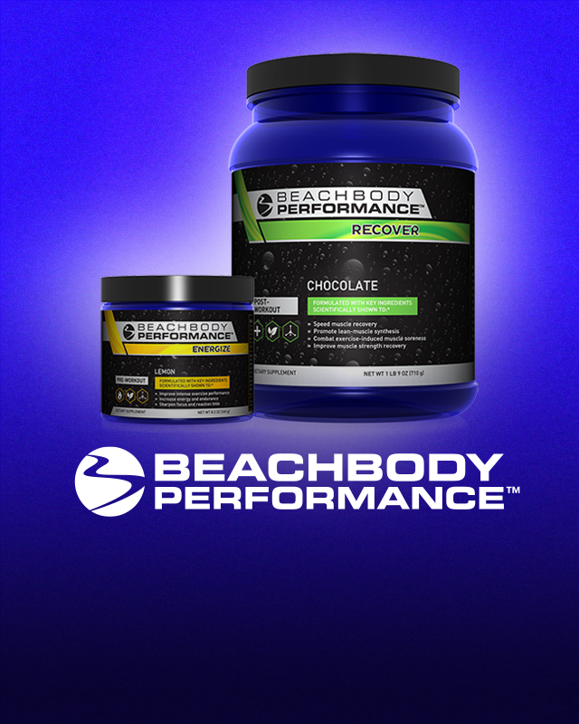 Shop Fitness Programs, Nutritional Products, Gear & Apparel
