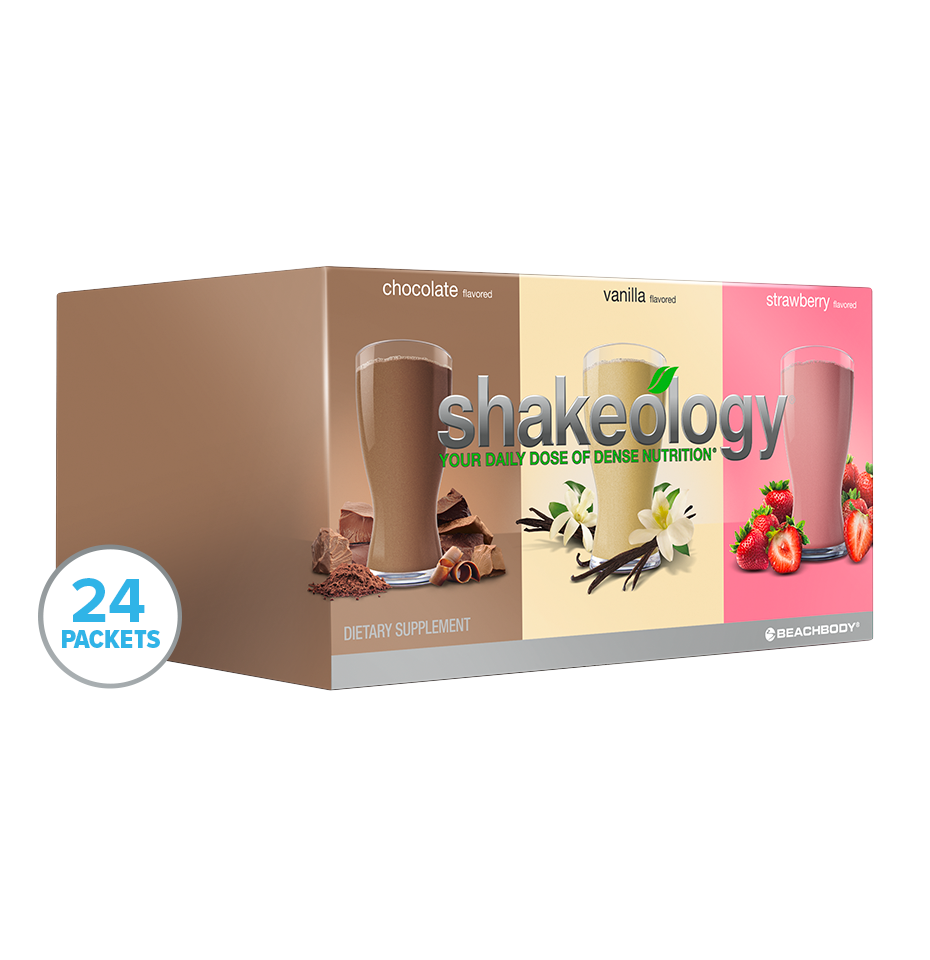 Triple Whey Shakeology Combo | Team