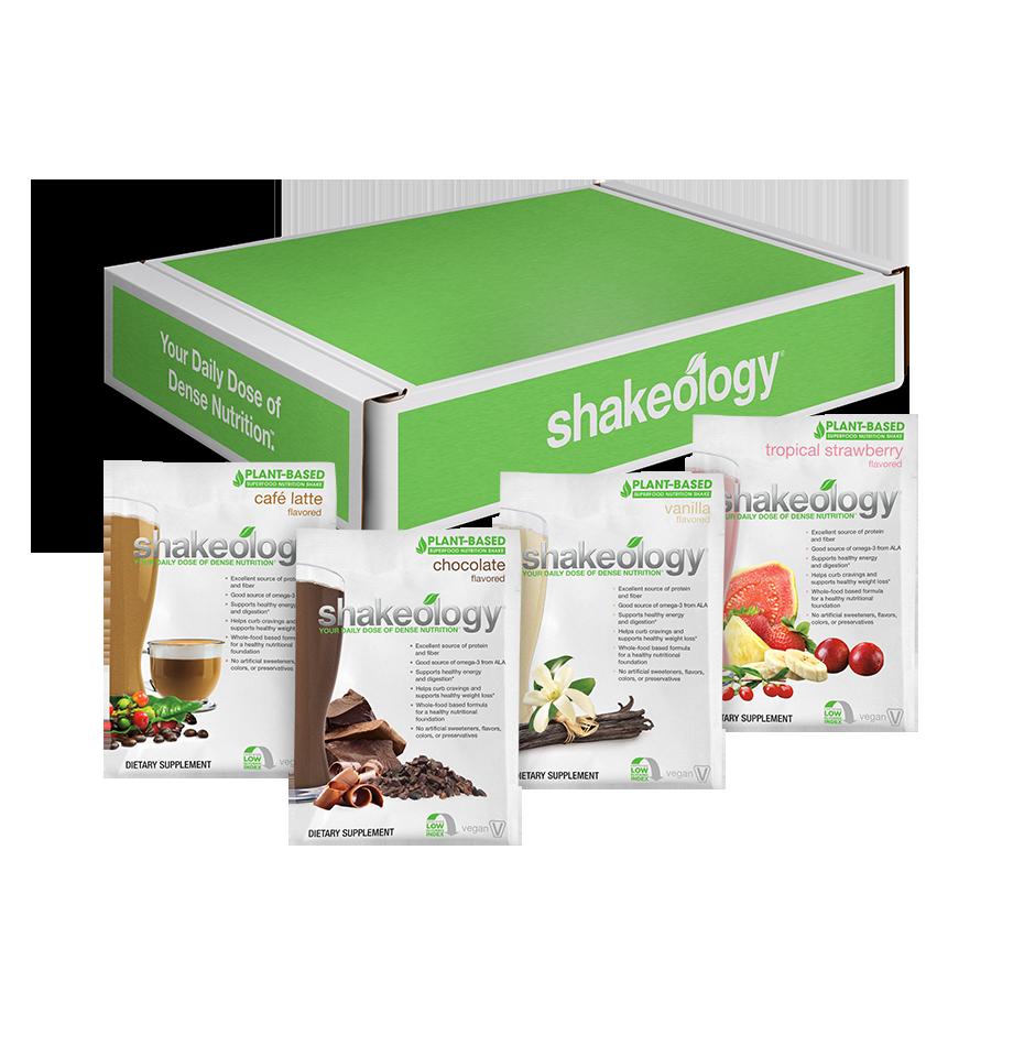 Plant-Based Vegan Shakeology Sampler