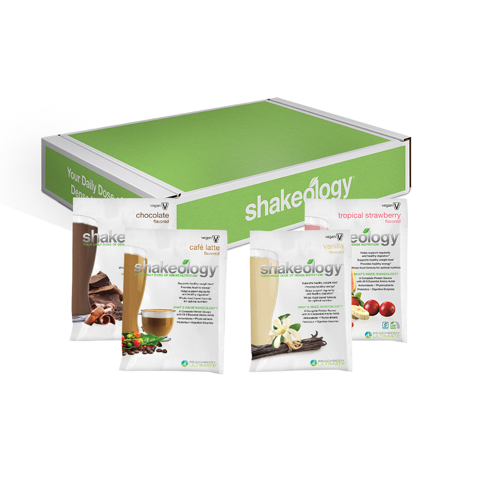 Shakeology vs Vega One Taste