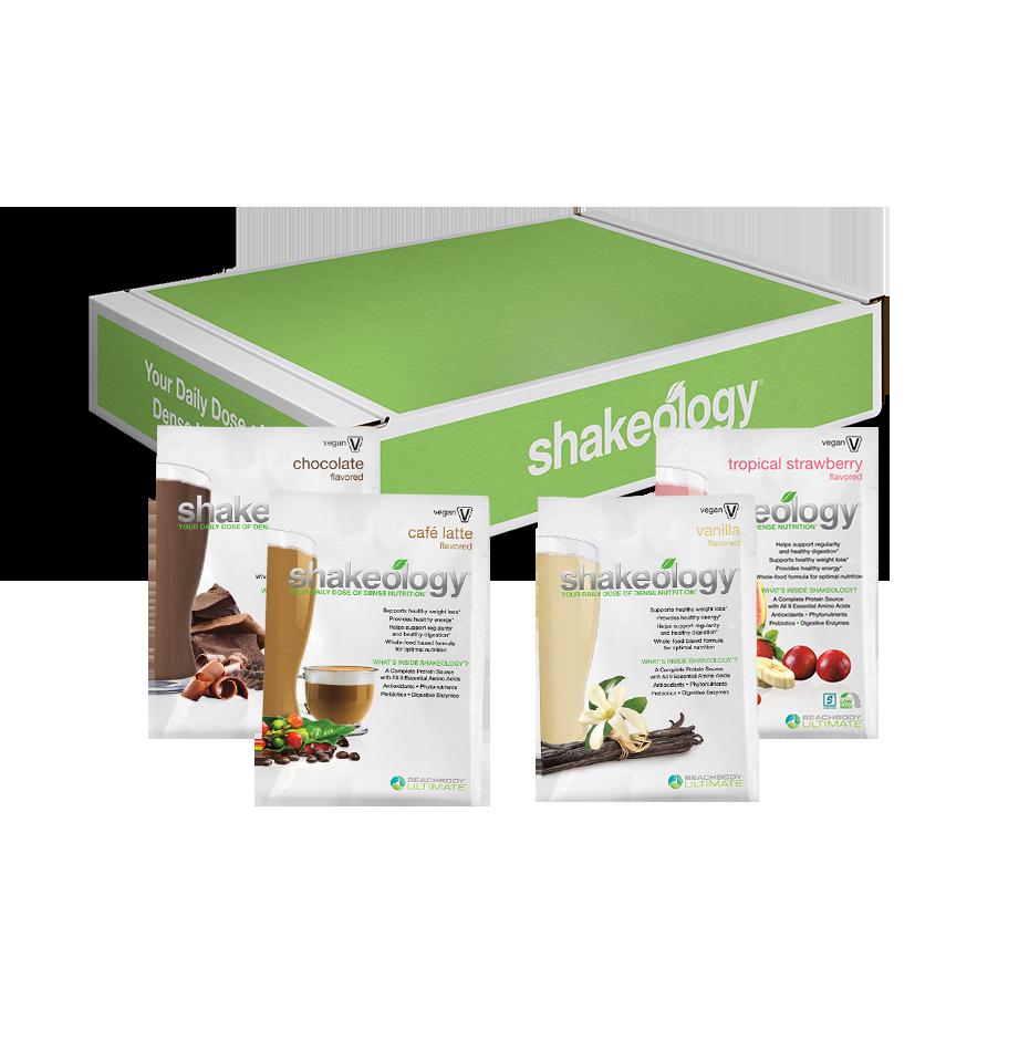 Shakeology® Vegan Sampler | www teambeachbody com