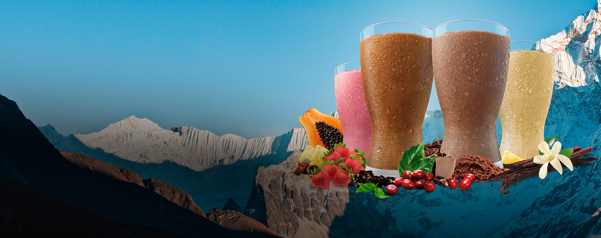 A World Of Superfood Nutrition In Every Glass ShakeologyR